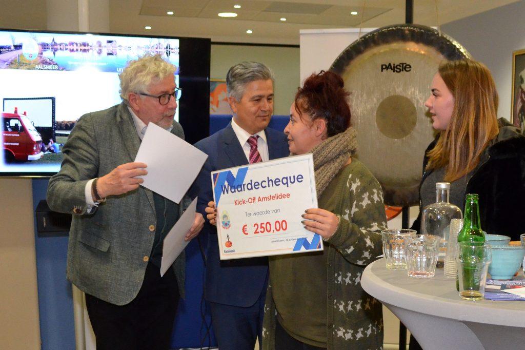 Medewerker Stichting Sociaal Cultureel werk Uithoorn